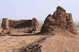 Mazar-Tagh-Wachturm